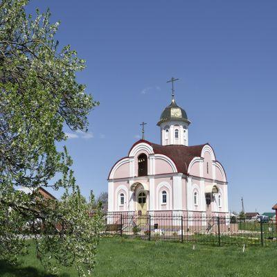 Храм Рождества Иоанна Предтечи в селе Мелихово