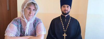 Священник из Строителя принял участие в епархиальной конференции, посвящённой организации дистанционного просвещения детей в приходах
