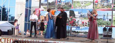 Яковлевский благочинный пожелал выпускникам начинать каждое дело с молитвы