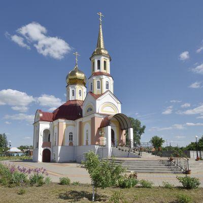 Храм Спаса Нерукотворного Образа в Головчино