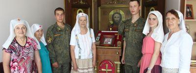 Белгородские сёстры милосердия посетили Валуйское благочиние