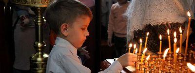 Литургию по чину святого апостола Иакова совершил епископ Губкинский