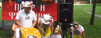 Семейный православный слет в детском лагере «Прометей» провели прихожане храма Новомучеников и Исповедников Белгородских