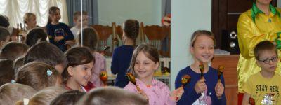 День защиты детей отметили в белгородском православном детском саду «Рождественский»