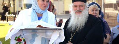 Белгородское сестричество милосердия поблагодарило своего духовника за безграничную любовь
