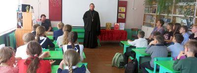 День славянской письменности торжественно отметили в Ютановке