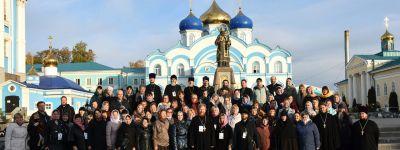 Доклад «Православная   культура в школах Белгородской области: проблемы и перспективы» представлен на образовательных чтениях Центральной России