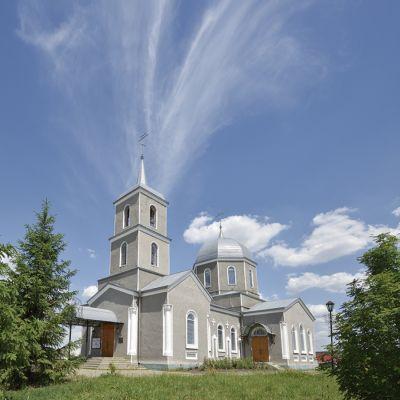 Храм Великомученика Димитрия Солунского в Казацком