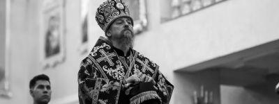 Митрополит Белгородский совершил чин Пассии
