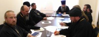 Состоялось собрание миссионерского отдела Валуйской епархии