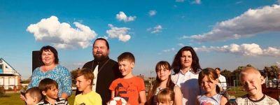 Грайворонский благочинный поздравил православных Доброивановки с престольным праздником и 342-летием села