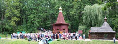 Престольный праздник встретили в селе Вязовое