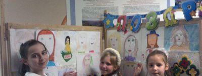 Большой праздник в честь Дня матери организовали в старооскольской школе №2