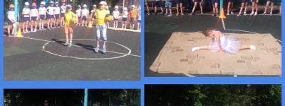 Свои Олимпийские игры провели в белгородском православном детском саду «Покровский»