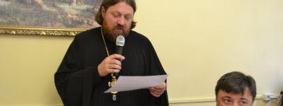 Ректор Белгородской семинарии принял участие в итоговой аттестации в Курской духовной семинарии