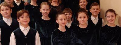 Воспитанники Воскресной школы при Смоленском соборе выступили на фестивале «Рождественские ассамблеи»