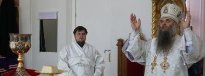 В День Вознесения Господня валуйский епископ отслужил Божественную литургию в Свято-Николаевском кафедральном соборе