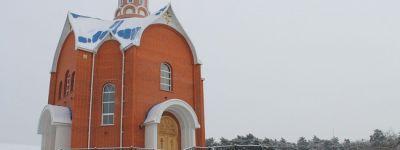 В шебекинской Титовке отпраздновали Крещение