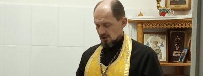 Ветераны из Яковлевского дома-интерната приступили ко Святому Причастию