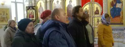 Православные из Валуек совершили паломническую поездку к святыням Белогорья