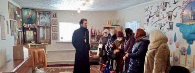 Акцию «Твори добро в Рождество» провели в селе Тёплый Колодезь