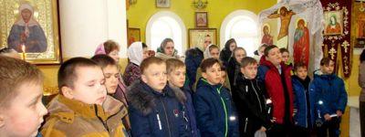 Молебен святому праведному Иоанну Кронштадтскому совершили в Валуйках