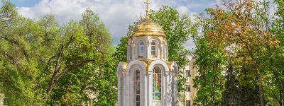 В День Крещения Руси митрополит Белгородский совершит литургию на Соборной площади в Белгороде