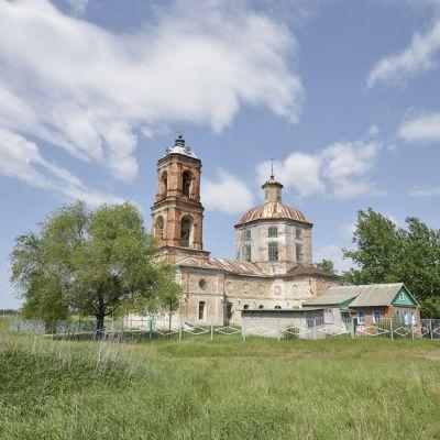 Храм Апостола и евангелиста Иоанна Богослова в Коровино