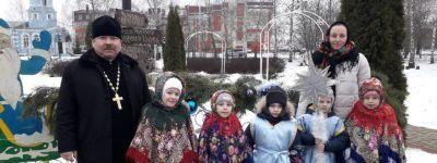 Акцию «Рождество в каждый дом» для детей-сирот организовали в православном детском саду «Сретенский»