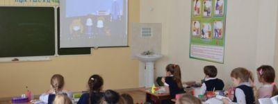 Акцию «Засветись!» провели в старооскольской православной гимназии