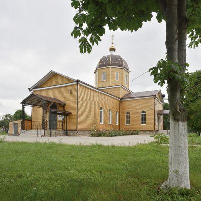 Храм Богоявления Господня в Подсереднем