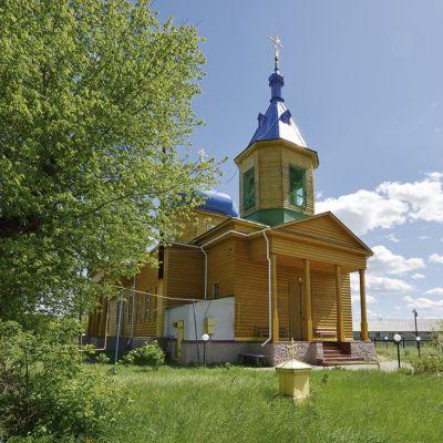 Храм Михаила Архангела в Песчаном
