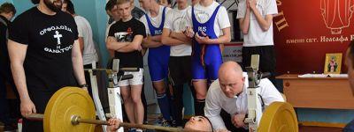 Турнир православной молодёжи по пауэрлифтингу провели во 2-м Старооскольском благочинии