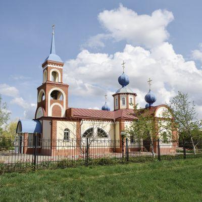 Храм равноапостольного князя Владимира в Разумном