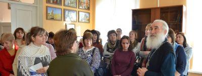 Презентация книги «Научи меня, Господи!» протоиерея Николая Гетманского состоялась в Ракитном