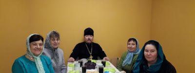 Вопросы окормления Яковлевской Центральной районной больницы  изучило сестричество храма Сретения Господня