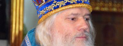 Прихожане поздравили настоятеля Ильинского храма с днём рождения и пожелали ему терпения и помощи Божьей