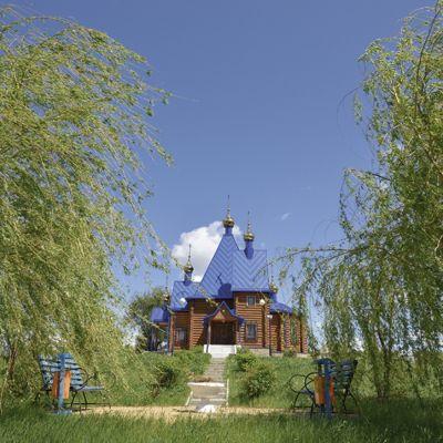 Храм в честь Иконы Божией Матери «Скоропослушница» во Владимировке