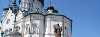 Православные корочанцы совершили паломничество в Задонский монастырь