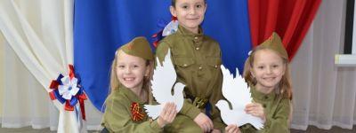 «Песни великого подвига» исполнили православные гимназисты в Старом Осколе