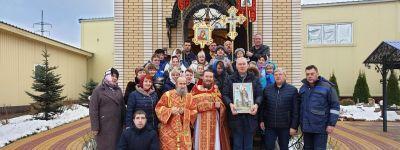 Престольный праздник отметили прихожане храма-часовни в честь святой великомученицы Екатерины в Белгороде