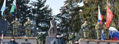 Ивнянский благочинный поздравил земляков с 78-летием освобождения района