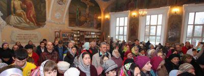 Епископ Губкинский принял участие в торжествах в Орловской митрополии