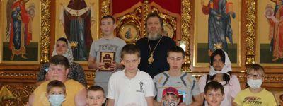 Экскурсию для детей с ограниченными возможностями в храм Рождества Пресвятой Богородицы организовали в Короче