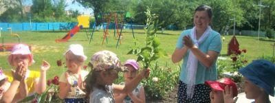 Троицу отпраздновали в детском саду «Капелька» в селе Сырцево