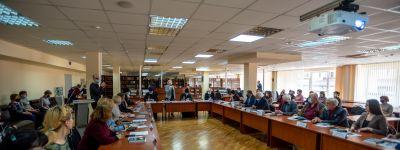 Книгу «Патриарх и президенты» представили на заседании Общества русской словесности в Белгороде