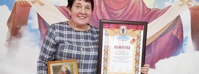 Директор грайворонского Дома ремёсел стала победителем областного «Покровского фестиваля»