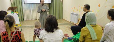 «Духовный час» с родителями воспитанников на тему «Святитель Иоасаф Белгородский» организовали в белгородском православном детском саду