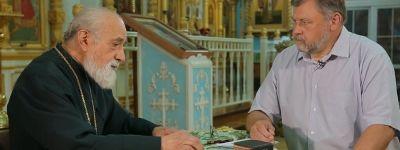 О том, как услышать голос Бога побеседовали на телеканале «Мир Белогорья»