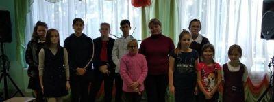 Духовный час, посвящённый Сергию Радонежскому, провели в Теребрено